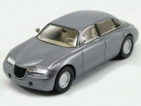 1:43 ASTON MARTIN Lagonda Vignale Concept Car Ghia 1993 Metallic Grey