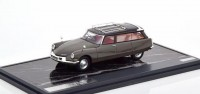 1:43 CITROEN ID19 Cortege Slough Factory Hearse (катафалк) 1962 Grey
