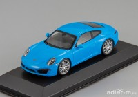 1:43 Porsche 991 Carrera S 2012 (blue)