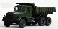 1:43 КрАЗ 222Б самосвал (1963-1966) (зеленый)