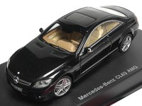 1:43 Mercedes-Benz CL63 AMG (black)