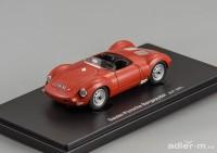 1:43 Porsche Sauter Bergspyder (Austria 1957) (red)