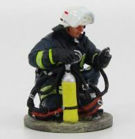 1:32 Немецкий пожарный с кислородным баллоном г.Гёттинген 2004