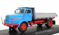 1:43 IFA H6 KIPPER (самосвал) 1954 Blue/Grey