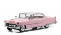 "1:18 CADILLAC Fleetwood Series 60 Elvis Presley ""Pink Cadillac"" 1955"