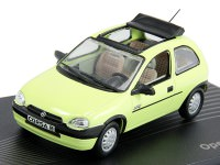 1:43 OPEL CORSA B SWING OPEN 1993-2000 Light Green