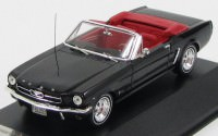 1:43 FORD MUSTANG Convertible 1965 Black