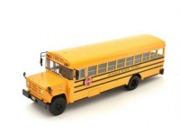 1:43 школьный автобус GMC 6000 SCHOOL BUS USA 1990 Yellow