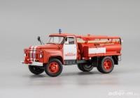 1:43 Горьковский автомобиль АЦУ-10(52) 1975 г. (Совхоз «Чапаевский»)