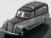 1:43 AUSTIN А125 Sheerline Hearse (катафалк) 1950 Black/Silver