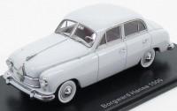 1:43 BORGWARD Hansa 1500 1950 Light Grey