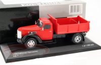 1:43 International Harvester KB 7 (самосвал) 1948 Red/Black