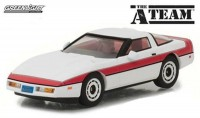"1:43 CHEVROLET Corvette C4 1984 (из т/с 'Команда А"")"