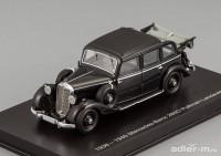 1:43 Mercedes-Benz 260D Pullman Landaulet 1940 (black)