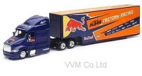 "1:43 PETERBILT 387 c полуприцепом ""KTM Red Bull Factory Racing Team"" 2018"