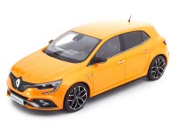 1:18 RENAULT Megane R.S. 2017 Tonic Orange