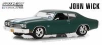 """1:43 CHEVROLET Chevelle SS 396 1970 (из к/ф """"Джон Уик"""")"""