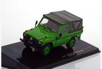 1:43 MERCEDES-BENZ 240 G-Klasse SWB Softtop (W460) 1986 Green
