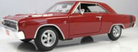 1:43 Dodge Dart 1968 (charger red)