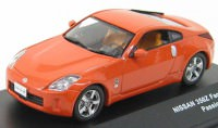 1:43 Nissan 350Z FL 2007 (orange)