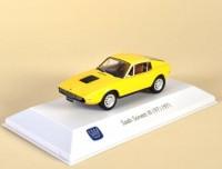 1:43 SAAB Sonett III (97) 1971 Yellow