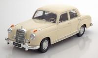 1:18 MERCEDES-BENZ 220S Limousine (W180 II) 1956 Beige