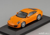 1:43 Porsche 991 Carrera S 2012 (orange)