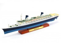 "1:1250 Круизный лайнер SS ""NORWAY"" 1980"