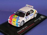 1:43 PEUGEOT 306 Maxi MAUFFREY Eric #2 Rallye de Lorraine 2007