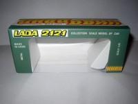 1:43 Коробка для модели ВАЗ-2121 Нива