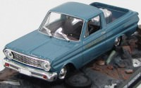 "1:43 FORD Falcon Ranchero ""Goldfinger"" 1964 Blue"