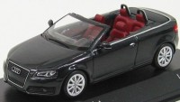 1:43 AUDI A3 CABRIOLET 2007 GREY METALLIC