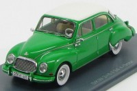 1:43 DKW 3=6 F94 4-door 1957 Green/White
