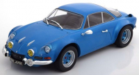 1:18 Renault Alpine A110 1973 Metallic Blue