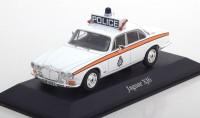 "1:43 JAGUAR XJ6 ""West Yorkshire Police"" 1971 White"