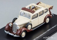 1:43 Mercedes-Benz 260D Pullman Landaulet 1940 (beige / brown)