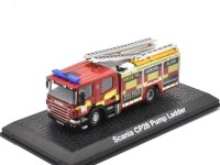 1:72 SCANIA CP28 Pump Ladder 1975