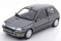 1:18 RENAULT Clio 16S 1991 Tungstene Grey