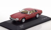 1:43 JAGUAR XJ-S 1975 Dark Red