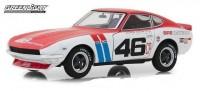 "1:24 DATSUN 240Z BRE #46 ""Brock Racing Enterprises"" 1970"