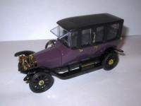 1:43 Руссо-Балт С24/30 Лимузин-Берлин фиолетовый
