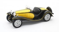 1:43 BUGATTI T55 Roadster 1932 Black/Yellow