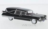 1:43 CADILLAC Superior Crown Royale Landau Hearse (катафалк) 1959 Black