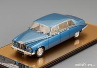 1:43 Daimler DS 420 Limousine, L.e. 50 pcs. (blue)