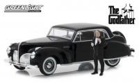 """1:43 LINCOLN Continental с фигуркой Дон Вито Корлеоне 1941 (из к/ф """"Крёстный отец"""")"""