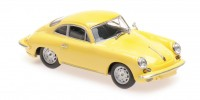1:43 Porsche 356 Carrera 2 - 1963 (yellow)