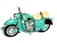 1:24 мотоцикл MZ ES250 1956