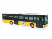 "1:43 автобус MERCEDES-BENZ Citaro ""Post Laupen"" 2006 Yellow/Black"
