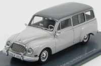 1:43 DKW 3=6 F94 Universal 1955 Light Grey/Grey