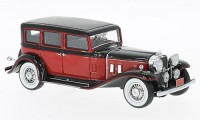 1:43 STUTZ SV-16 Sedan 1933 Red/Black